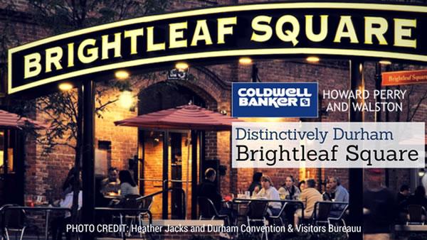 Durham NC - Brightleaf Square