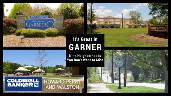 Living in Garner, NC