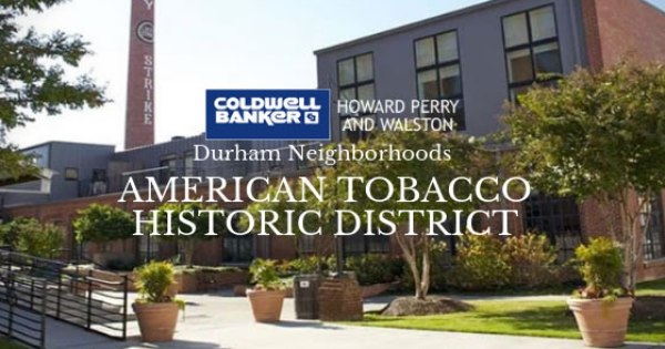 Durham American Tobacco Historic District