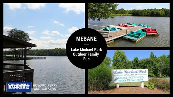 Mebane NC - Lake Michael Park