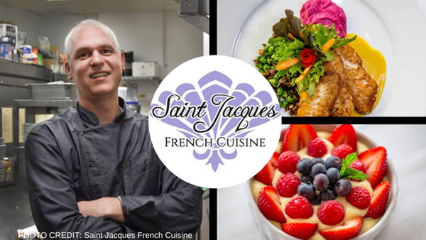 Raleigh - Saint Jacques