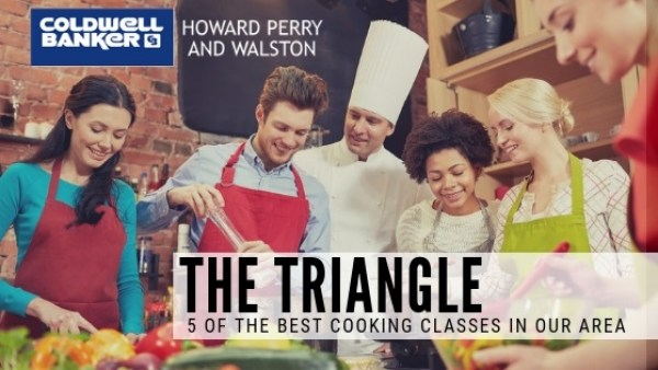 North Carolina Triangle - Cooking Classes