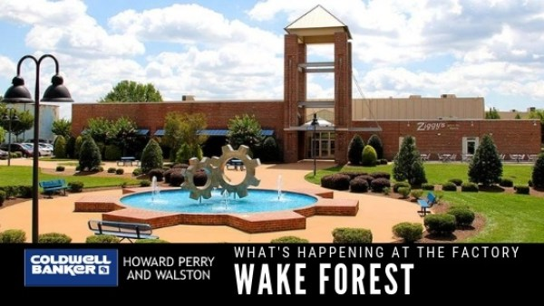 Wake Forest The Factory