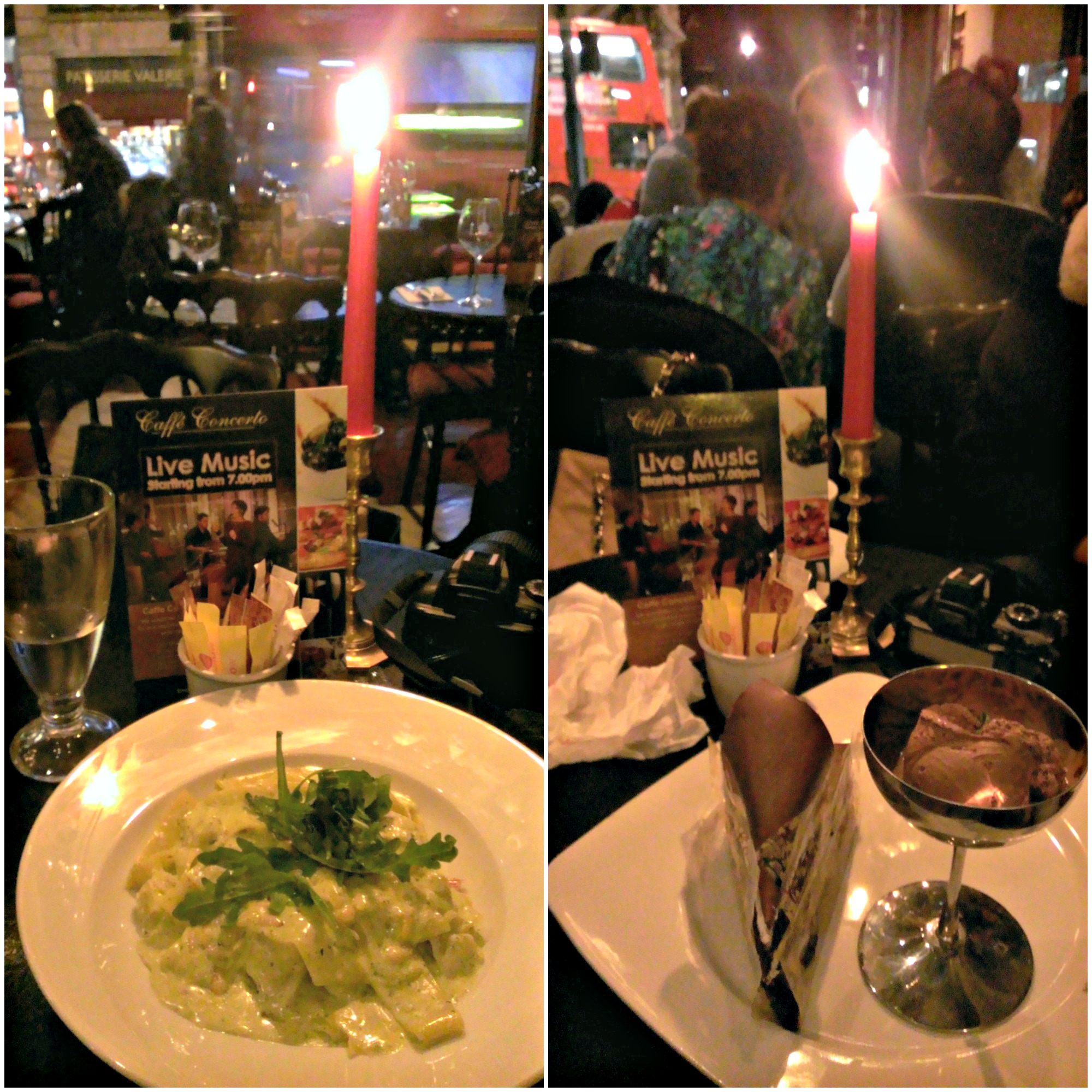 Caffe Concerto London Beautiful Grand Caffe Concerto With