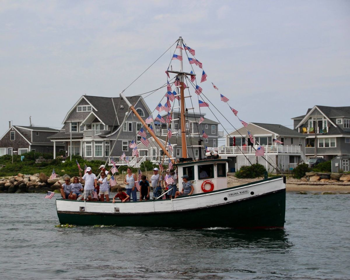 Wicked Rhody: (7/26/19 -7/28/19) – The Blessing Of The Fleet