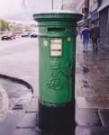 irish letterbox