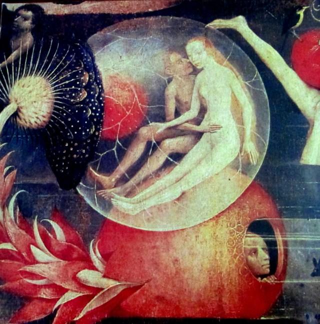 Hieronymous Bosch garden of earthly delights