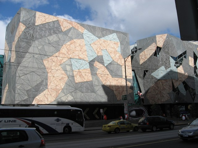federation square building