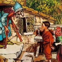 Arthur Rackham   Hansel and Gretel   Grimm's Fairy Tales