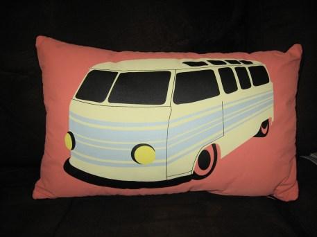 VW combi cushion