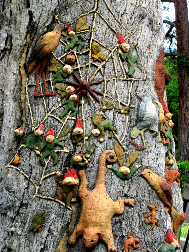 Olga Cohn fairy tree