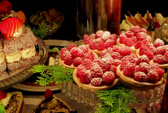 raspberry shortbreads
