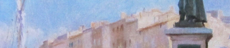 Jane Emmet de Glehn | The Port of St. Tropez