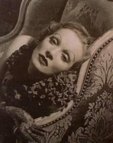 Edward Steichen - Marlene Dietrich
