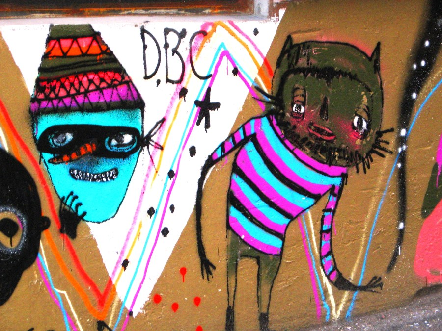 Mymo   Street Artist