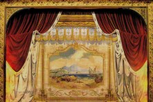 Philip Goatcher   Bay of Naples Curtain   Boulder Kalgoorlie