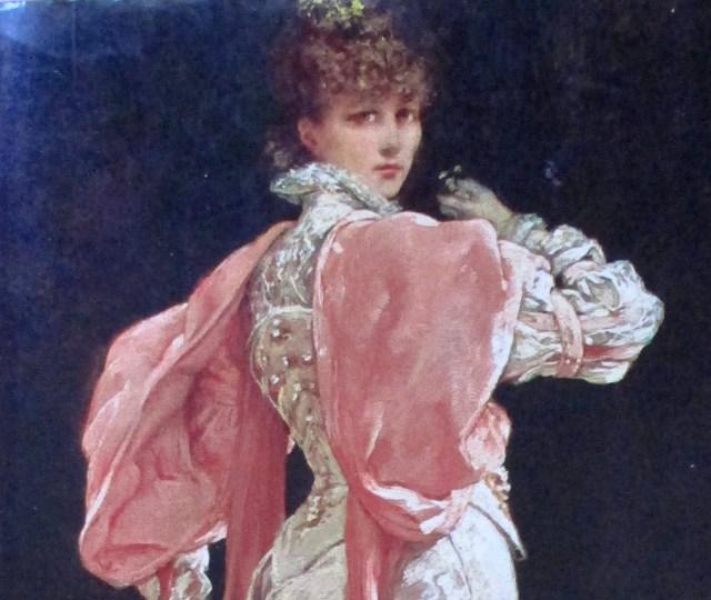george clairin - sarah bernhardt