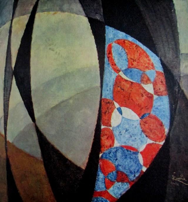 Franz Kupka – etude par la fugue