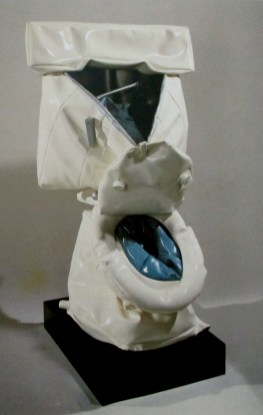 Claes Oldenburg - soft toilet