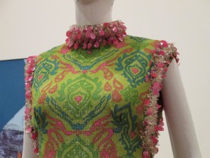 Eve Ogilve, Evening Jumpsuit and Tabard by Lucas (1967), National Gallery of Victoria (Front), is it art?