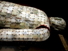 jade burial suit