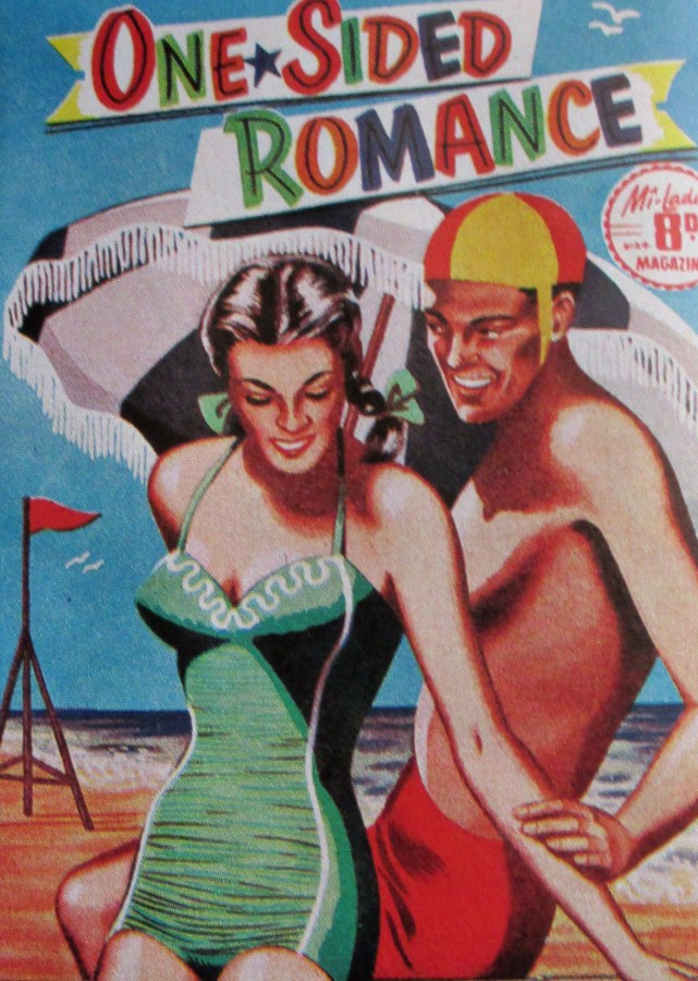 one-sided romance, cover art, is it art?