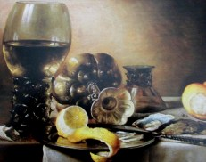 Pieter Claesz - still life 1633, Dutch artists, is it art?