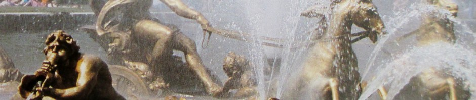 Jean-Baptiste Tuby - Fountain of Apollo