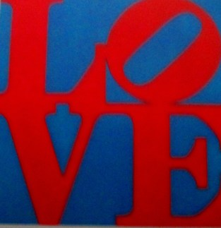 Robert Indiana   Love, art, pop art, is it art?