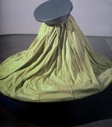 Claes Oldenbrg - ice bag, installation, sculpture, art, is it art?
