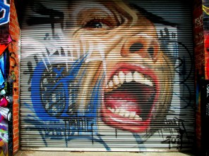 Adnate 2011 Wangaratta Street Richmond, Adnate, Wangaratta Street, Richmond, Melbourne, street art, street artists, is it art?