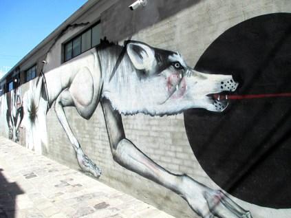 Twoone 2012 mural, Twoone, street art, street artists, Australian street artists, Melbourne, is it art?