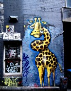 Twoone | Duckworth Place, Twoone, street art, street artists, Australian street artists, Melbourne, is it art?