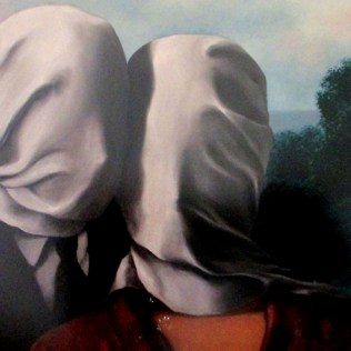 Rene Magritte | The Lovers (1928)