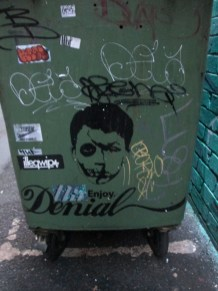 enjoy denial