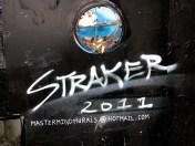 Straker 2011 | cigarette butts
