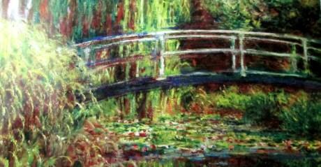 Claude Monet | Waterlily Pond