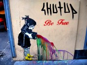 Be Free | Degreaves Street