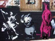 Blek le Rat | Stormie Mills | Hosier Lane