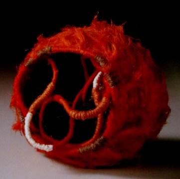 Carol Sinton | Red Orb
