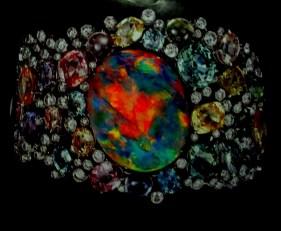 Cartier | Opal Austral bracelet