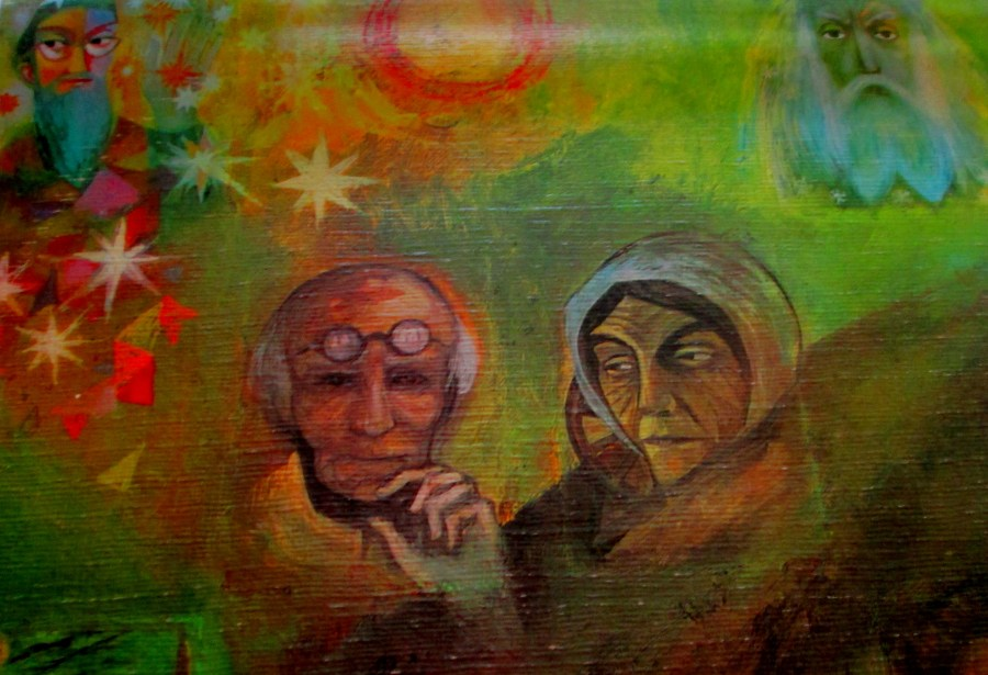 Tammo de Jongh | In the Wake of Poseidon (King Crimson LP cover)