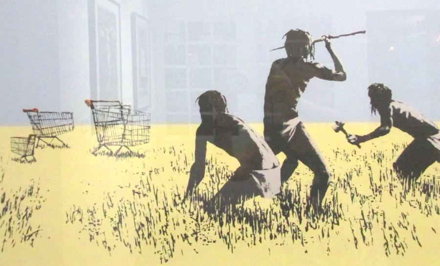 Banksy | Trolley Hunters