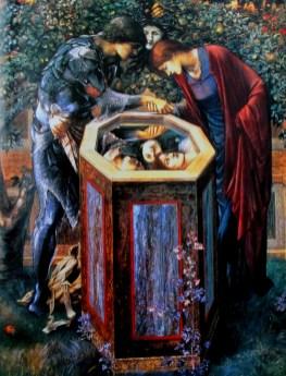 Edward Burne-Jones   The Baleful Head
