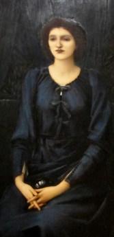 Edward Burne-Jones   Baronness Madeleine Deslande