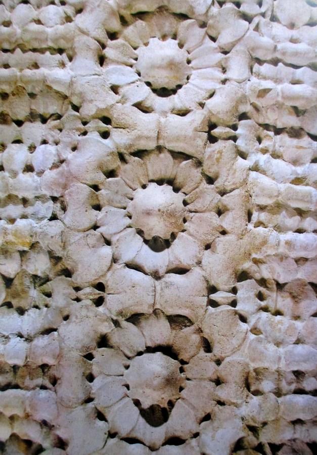 Gaudi   La Sagrada Familia - (Detail portal of the Rosary)