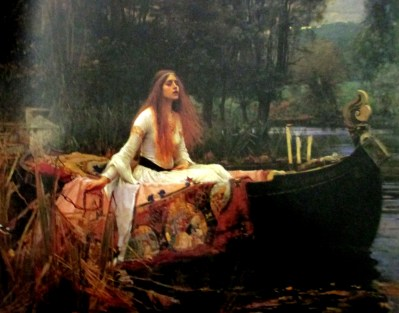 John William Waterhouse | The Lady of Shalott (1888)