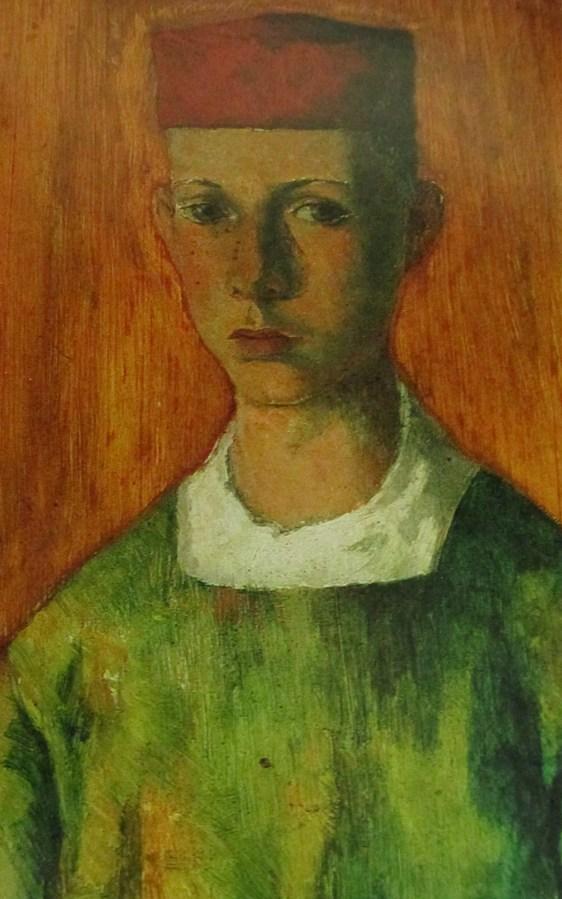 Justin O'Brien | Portrait of a Boy