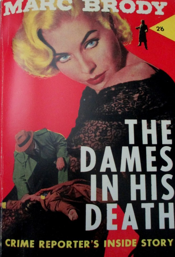 Marc Brody | The Dames in his Death (1956)