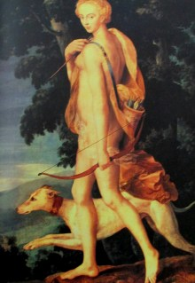 School of Fontainebleau | Diana the Huntress